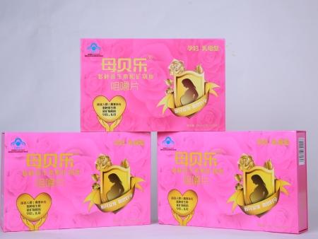 母贝乐多种ManBetX安卓官网和矿物质咀嚼片(孕妇乳母型)