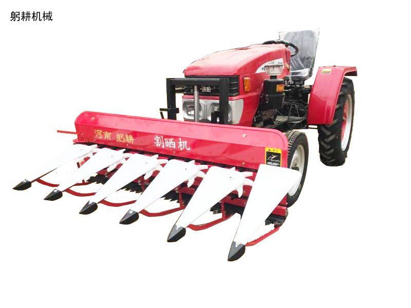 河南省躬耕農業機械制造有限公司年產2萬臺小麥收割機、玉米收割機、玉米單粒精密播種機項目調試公示
