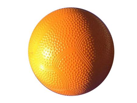 橡胶实心球 田径成套软式器材系列-沧州鸿艺文体器材有限公司