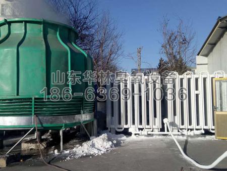 山西壶关煤销热力有限公司-2台40KG氧气源脱硝现场
