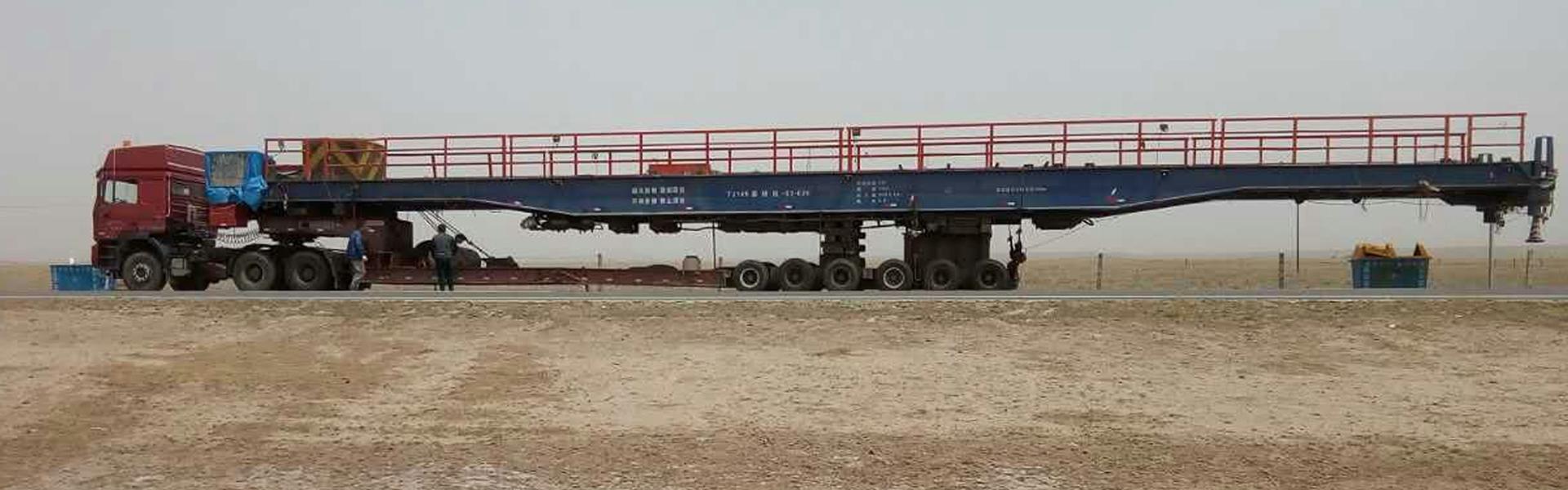 西安超长超宽超限设备运输