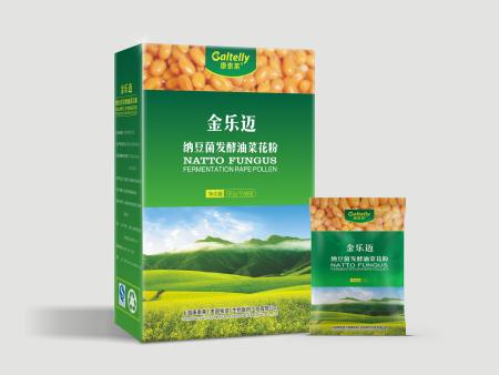金乐迈 · 纳豆菌发酵油菜花粉