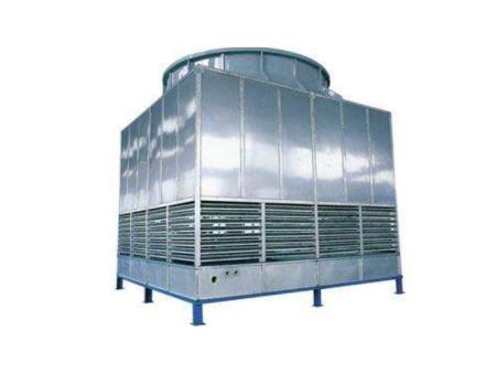 厦门圆形玻璃钢冷却塔工业冷水塔250T50吨