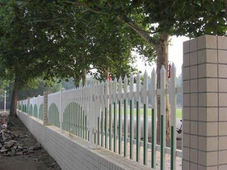 千亿小区护栏