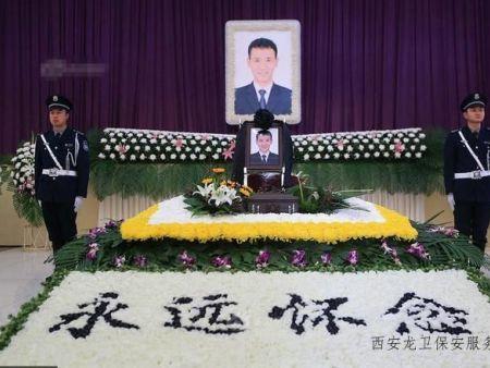 西安龙卫保安 | 莫让英雄流血又流泪——由陕西牺牲保安员李国武带来的思考