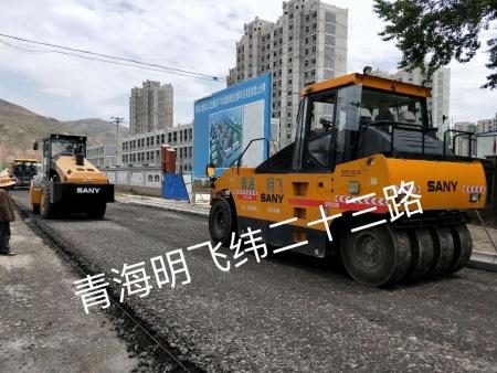 大通县北川工业园纬二十三路