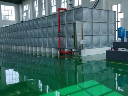 山东潍坊三栋不锈钢保温水箱生产厂家
