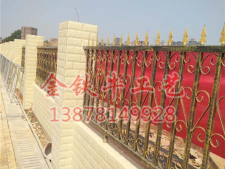 南宁铁艺护栏