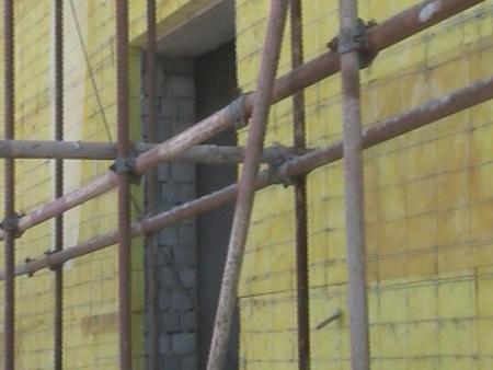 普通岩棉裸板外保温工程质量问题原因分析-外墙国标岩棉板