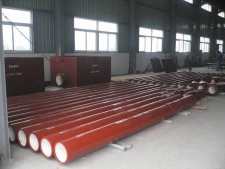 陶瓷复合钢管具体应用