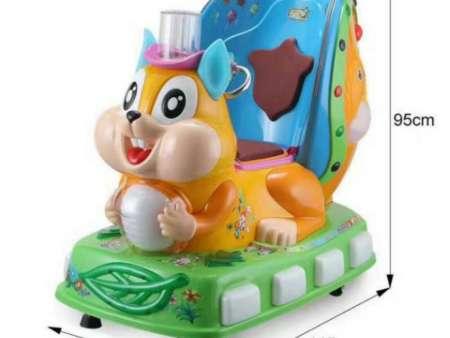 小松鼠摇摆机