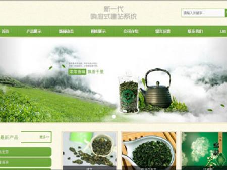 农产品类网站