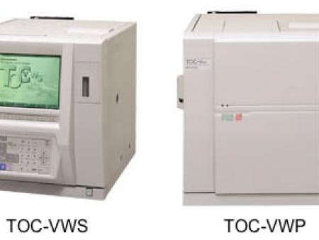 德赢体育app TOC-VWS/TOC-VWP 总有机碳分析仪