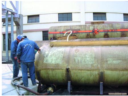 甘肃化学清洗之锅炉清洗方案
