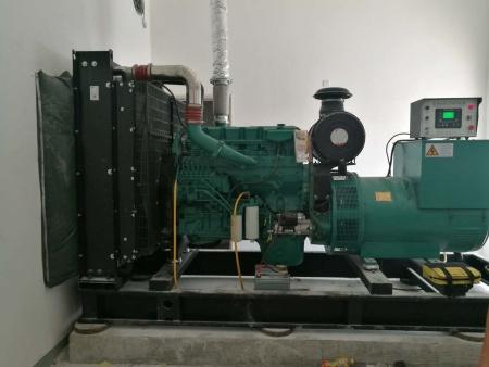 发电机组的噪声治理方案