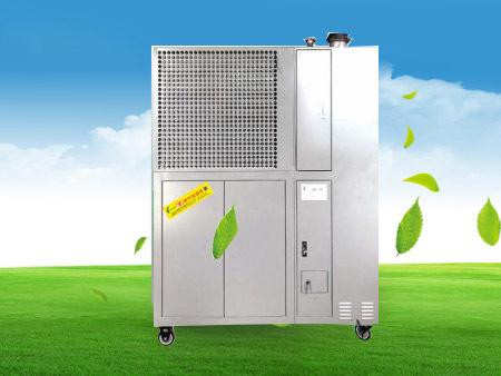 常见的温室加温机