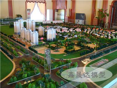 南寧房地產模型制作,廣西沙盤模型公司