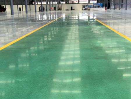 大连混凝土密封固化剂地坪如何保护?