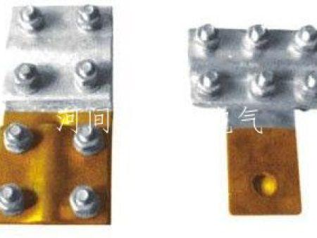 T型铜铝线夹
