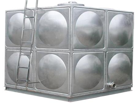 蚌埠消防水箱安裝案例