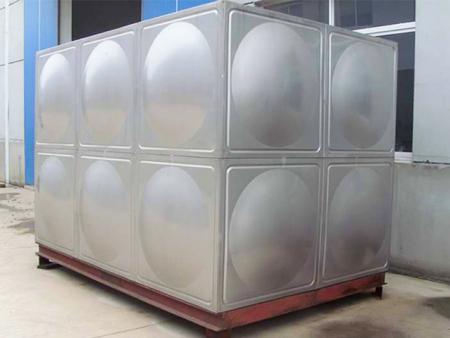 徐州地區安裝不銹鋼水箱案例