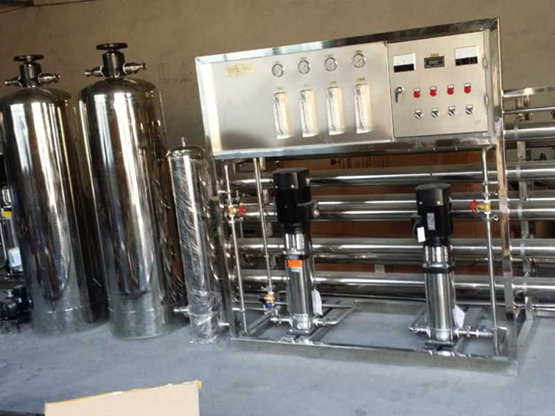 影响纯净水设备价格跟性能的因素