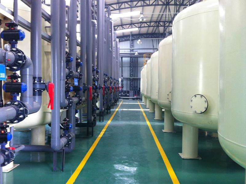 选购纯清水设备的方法需留意几点