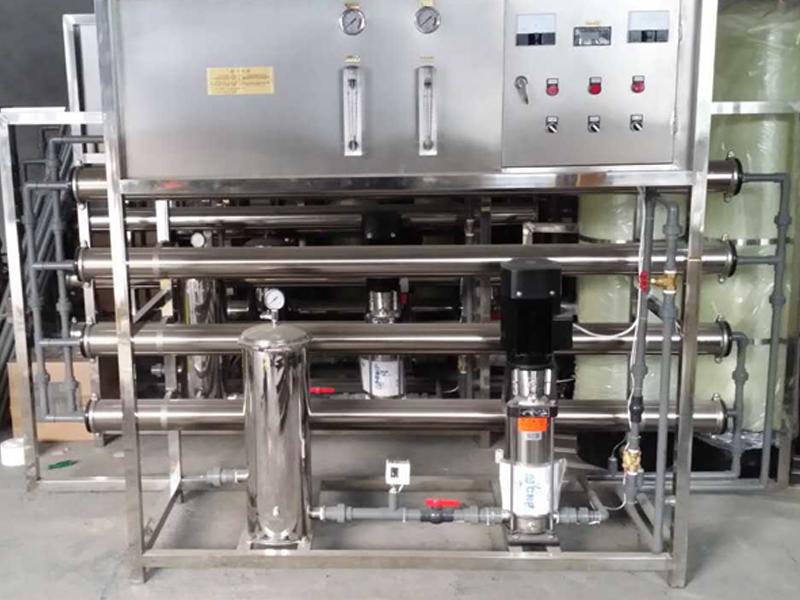 2吨/小时纯净水设备