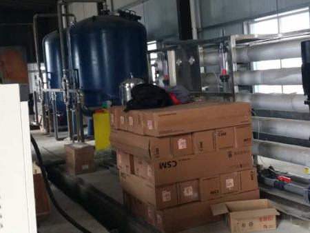 纯净水设备的各组件的作用