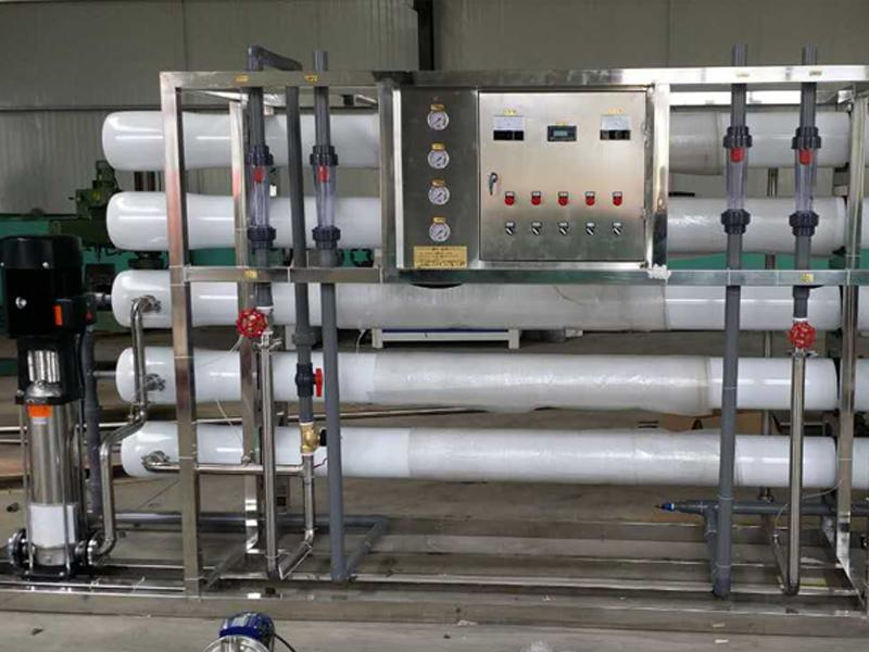 6吨/小时双级水处理设备报价