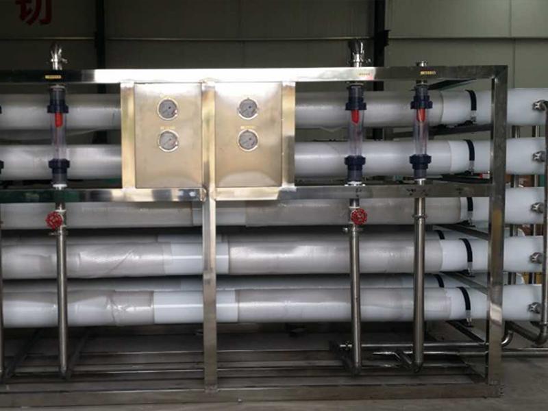 水处理设备报价的维护是为了好的工作