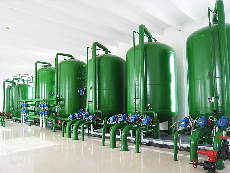 导致水处理设备报价反渗透膜寿命缩短的原因?