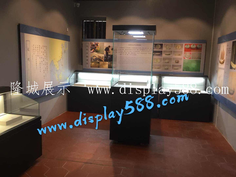 一个成功的博物馆展柜需要具备哪些条件?
