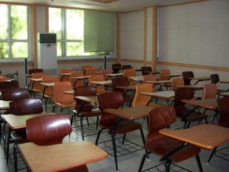 釜山艺术大学教室