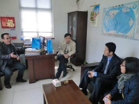 韩国大学来访 烟台出国留学 烟台办理签证公司