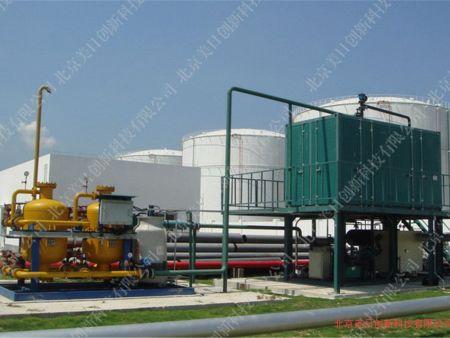 沥青烟气处理设备浅析沥青油烟废气净化处理办法