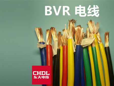 国标BVR铜芯家装电缆线