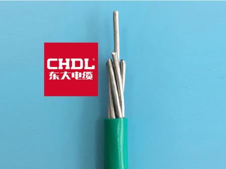 国标单股铝芯电线