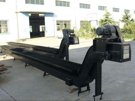 机床排屑装置在数控机床上的作用