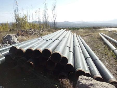 燃气输送3PE防腐直缝钢管A赤峰燃气输送3PE防腐直缝钢管