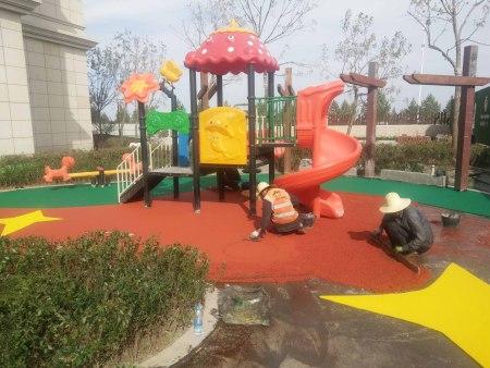 幼兒園場地