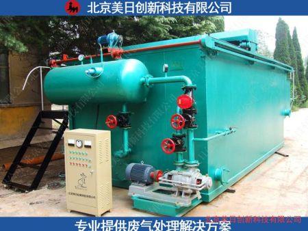 防水卷材烟气净化设备处理工艺流程