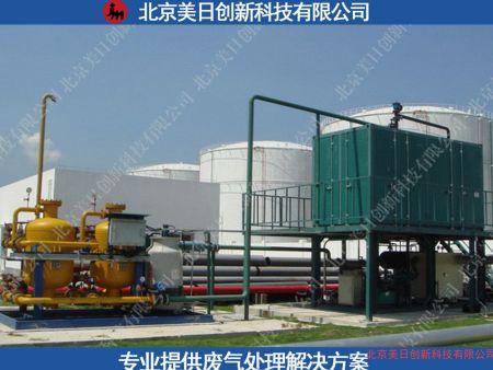 沥青搅拌环保设备沥青油烟废气净化处理的技术特点