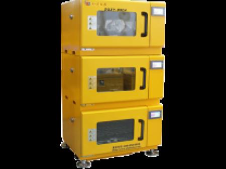 知楚 防水冲洗三层小容量高速振荡培养箱ZQZY-80CH
