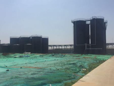 秦?#23454;?#21326;阳肥业有限公司沼气工程顺利竣工
