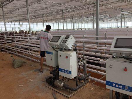 江西上饶立体栽培水肥机安装
