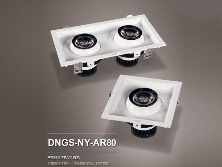 led导轨射灯|DNGS-NY-AR80