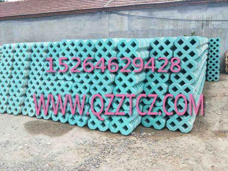 400*400双八植草砖