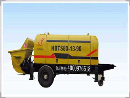 混凝土输送泵的维护该从何处下手?