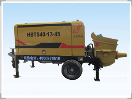 """""""洗涤""""混凝土输送泵的具体操作步骤,你做对了吗?"""